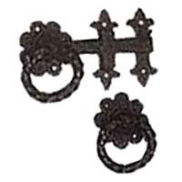 Iron Gate Fittings