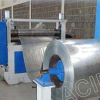 Galvanized Coil Cutting Machine For Roofing Sheet