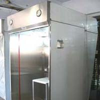 Sampling & Dispensing Booth