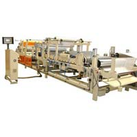 Sheet Molding Compound Machine