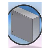 Sheet Metal Enclosure 07