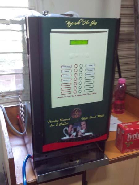 Mini Fresh Milk Tea Coffee Vending Machine