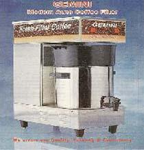 Semi Automatic Gemini Machine