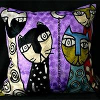 Cat Violet Cover