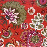 Chain Stitched Floral Rugs