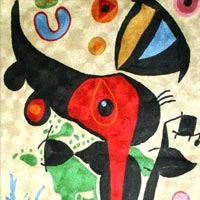 Chain Stitched Miro Rugs