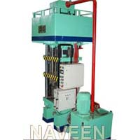 NC Controlled Hydraulic Presses
