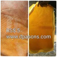 Natural Raw Rubber (RSS - 5)