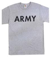 Physical Training Shirts