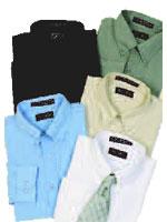 Poly Cotton Poplin Shirts