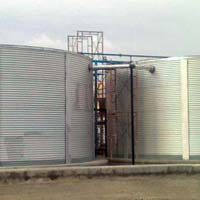 Equalization Tank