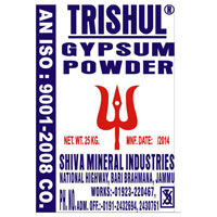 Gypsum Powder