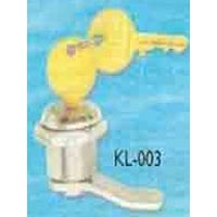 Zinc Key Lock (KL-3)