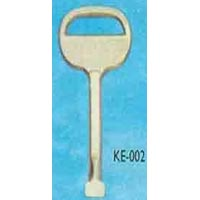 Zinc Lock Key (KE-002)