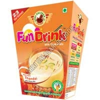 Flavoured Milkshake Powder (Thandai)