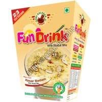Kesar Badam Milk Shake Powder