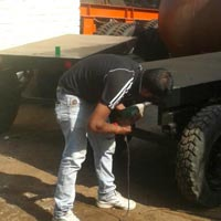 Genset  Trolley Reflector Fitting