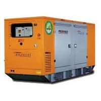 Mahindra Diesel Generator Set (5-15 kVA)