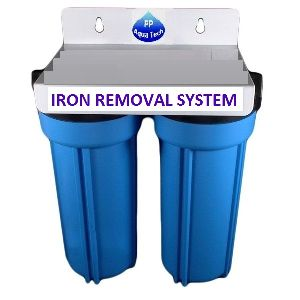 DOMESTIC IRON REMOVAL SYSTEM