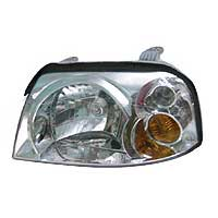 Head Light Assembly (Santro Xing)