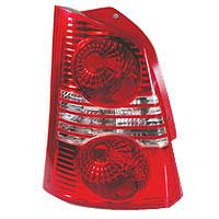 Tail Light Assembly (Santro New Model)
