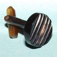 Horn Shank Button