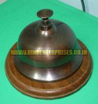 Brass Desk Bell HE-16003
