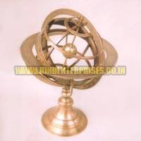 Nautical Wooden Ship Wheel HE 18004