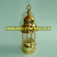 Brass Nautical Lantern