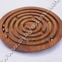 Wooden Goli Game