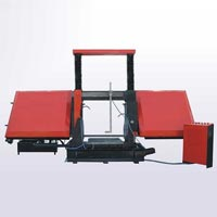 Double Column Bandsaw Machine