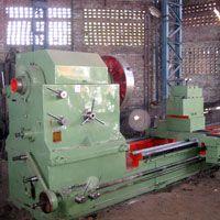 Heavy Duty V-Belt Drive Lathe Machine