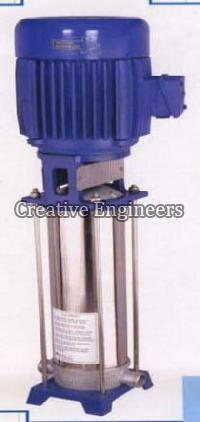 Vertical Multistage Centrifugal Pump