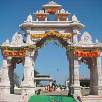 Entry Gate Designing -04