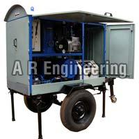 Single Stage Transformer Oil Filtration Plant