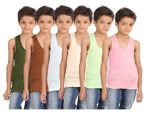 Lyril Boys Multi_Colour Vest