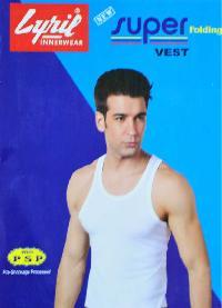 Lyril Mens Fine Vest 03