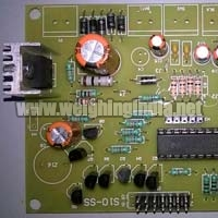 Weighing Scale PCB (710 S.S)