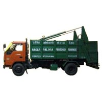 Refuse Collector Truck