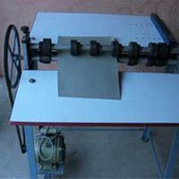 Paper Bag Creasing Machine 01