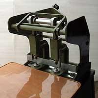 Paper Bag Hole Punching Machine