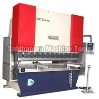 Hydraulic Press Brake (PLC/NC/CNC Series)