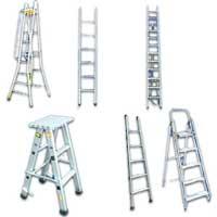 Aluminum Step Ladders