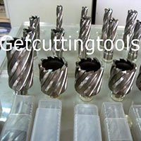 Trepan Carbide Brazed Cutting Tool