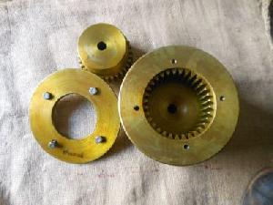 Brake Drum Gear Coupling 03