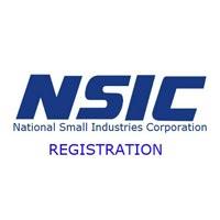 DGS&D & NSIC Registration