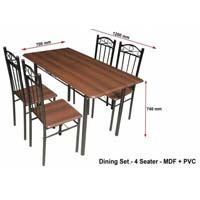 Metal Dinning Table