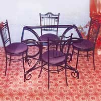 Wrought Iron Furniture (WHF 601)