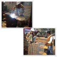 Crane Bucket Fabrication