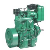 Water Cooled Diesel Engine (12 to 28 HP)